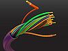 Kabel elektryczny | Stock Vector Graphics
