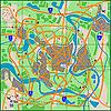 ID 3093084 | Mapa geograficzna | Klipart wektorowy | KLIPARTO