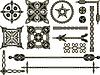 keltische traditionelle Design-Elemente