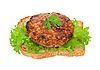 ID 3040210 | Tasty burger | Foto stockowe wysokiej rozdzielczości | KLIPARTO