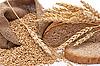 ID 3044470 | Brot, Beutel mit Weizen und Ähren | Foto mit hoher Auflösung | CLIPARTO