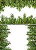 ID 3049745 | Rahmen aus Tannenzweigen | Foto mit hoher Auflösung | CLIPARTO