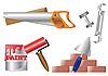 Aufbau-Werkzeuge