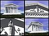 ID 3045829 | Tempel von Artemis in Ephesus. 3D-Rekonstruktionen | Illustration mit hoher Auflösung | CLIPARTO