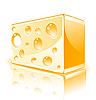 ID 3046357 | Kawałek sera | Klipart wektorowy | KLIPARTO
