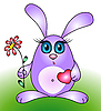 ID 3046407 | 작은 토끼 | 벡터 클립 아트 | CLIPARTO