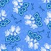 Nahtloser floraler Hintergrund