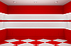 ID 3145335 | Butik z pułków pusty | Stockowa ilustracja wysokiej rozdzielczości | KLIPARTO