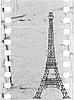 ID 3042145 | Eiffelturm udn Film | Stock Vektorgrafik | CLIPARTO
