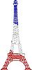 Wieża Eiffla | Stock Vector Graphics