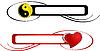 Vektor Cliparts: Symbol Banner