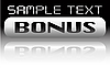 Metalschild - Bonus