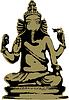 die Ganesha-Statue