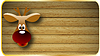Die Weihnachten und Neujahr Banner | Stock Vektrografik