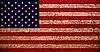 ID 3054431 | Rusty American Flag | Foto stockowe wysokiej rozdzielczości | KLIPARTO