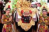 ID 3056771 | Barong - Held in der Mythologie von Bali | Foto mit hoher Auflösung | CLIPARTO
