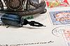 ID 3059816 | Schreibfeder auf altem Brief | Foto mit hoher Auflösung | CLIPARTO