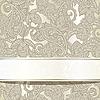ID 3042304 | Nahtloser Paisley-Hintergrund mit Band | Stock Vektorgrafik | CLIPARTO