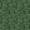 nahtlose Textur aus grünen Blättern