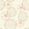 japanischer Hintergrund mit Kirschblüten