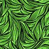 ID 3065638 | Nahtloses Muster mit hellen Blättern | Stock Vektorgrafik | CLIPARTO