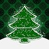 Weihnachtsbaum | Stock Vektrografik
