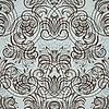 Vektor Cliparts: nahtlose vintage Muster
