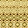 вектор бесшовные золотые узоры, восточный стиль, могут быть использованы в качестве закладки, шаблоны...