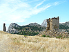 Festung unter dem blauen Himmel | Stock Foto