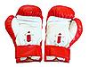 ID 3044583 | Skórzane rękawice bokserskie | Foto stockowe wysokiej rozdzielczości | KLIPARTO