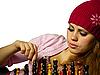 ID 3047598 | Mädchen spielt Schach | Foto mit hoher Auflösung | CLIPARTO