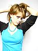 Braunhaarige Frau | Stock Foto