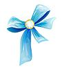 ID 3066405 | Niebieski łuk jedwab z diamentu | Klipart wektorowy | KLIPARTO