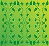 Vektor Cliparts: Hintergrund mit kriechende Pflanze