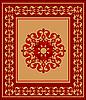 arabischer Teppich