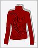 Design eines Pullovers