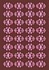 Rosiges florales Muster | Stock Vektrografik