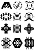 Design-Elemente für Logo | Stock Vektrografik