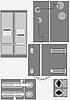 Zamki Bar | Stock Vector Graphics