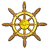 ID 3045503 | Kierownica statek | Stockowa ilustracja wysokiej rozdzielczości | KLIPARTO