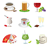 Drinks icon | Stock Vector Graphics