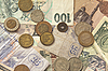 ID 3167088 | Scheine und Münzen | Foto mit hoher Auflösung | CLIPARTO