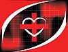 의료 적십자와 심장 | Stock Vector Graphics
