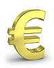 ID 3048049 | Złota znak euro | Stockowa ilustracja wysokiej rozdzielczości | KLIPARTO