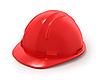 ID 3048117 | Roter Bau-Helm | Illustration mit hoher Auflösung | CLIPARTO