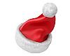 ID 3048202 | Red Santa hat | Stockowa ilustracja wysokiej rozdzielczości | KLIPARTO