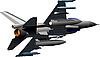 ID 3079585 | Samoloty bojowe | Stockowa ilustracja wysokiej rozdzielczości | KLIPARTO