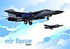 Kampfflugzeuge