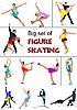 Eiskunstläuferinen