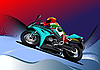ID 3175221 | Motorrad | Illustration mit hoher Auflösung | CLIPARTO